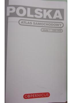 Polska atlas samochodowy 1:220000