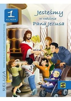 Katechizm SP 1 Jesteśmy w rodzinie..podręcznik ŚBM, Nowa
