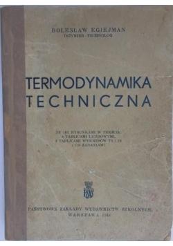 Termodynamika techniczna, 1948 r.