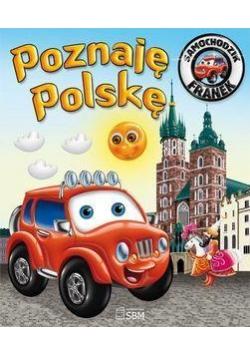 Samochodzik Franek. Poznaję Polskę w.2012 SBM