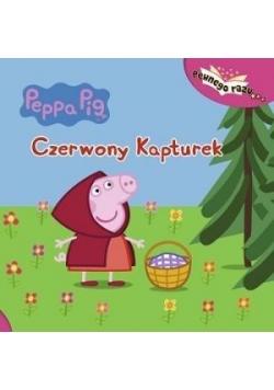 Świnka Peppa. Czerwony Kapturek