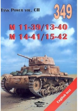 M 11-39/13-40. M 14-41/15-42. Tank Power vol. CII