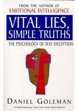 Vital Lies, Simple Truths