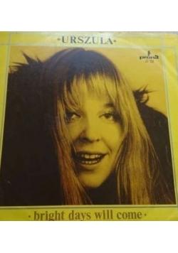 Urszula, Płyta winylowa