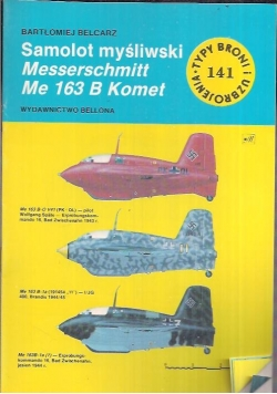 Samolot myśliwski 163 B