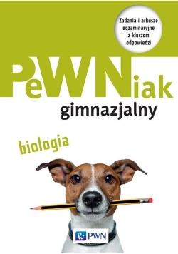 PeWNiak gimnazjalny Biologia