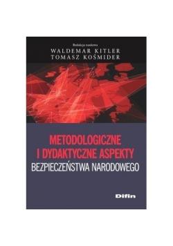 Metodologiczne i dydaktyczne aspekty...