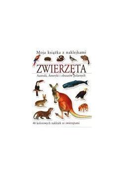 Moja książka z nakl. Zwierzęta Australii ... FK