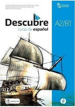 Descubre A2/B1 podręcznik + CD DRACO
