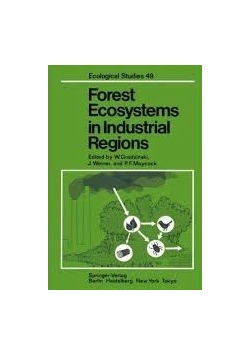 Forest ecosystems in industrial regions