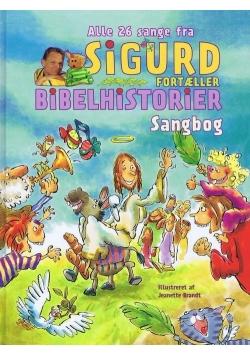 Sigurd forteller bibelhistorier
