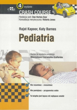 Crash Course. Pediatria