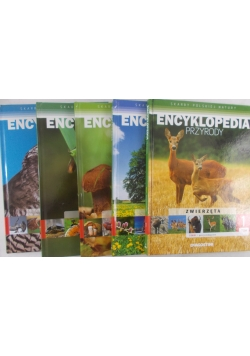 Encyklopedia przyrody I- V