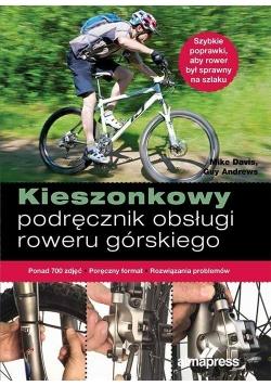 Kieszonkowy podręcznik naprawy roweru górskiego