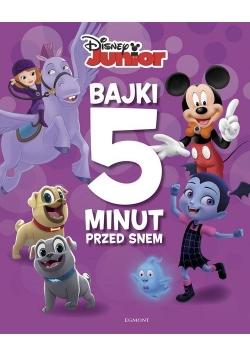 Disney Junior. Bajki 5 minut przed snem