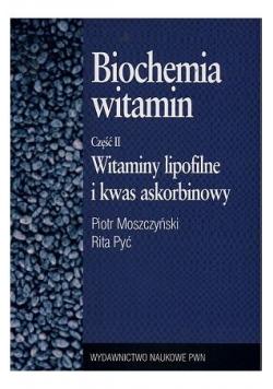 Biochemia witamin część II