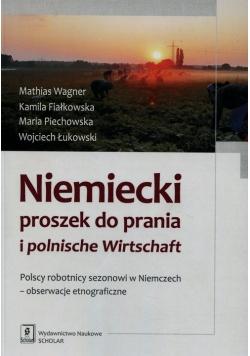 Niemiecki proszek do prania i polnische Wirtschaft