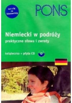 Niemiecki w podróży, płyta CD