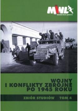 Wojny i konflikty zbrojne po 1945 roku