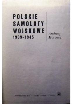 Polskie samoloty wojskowe 1939-1945