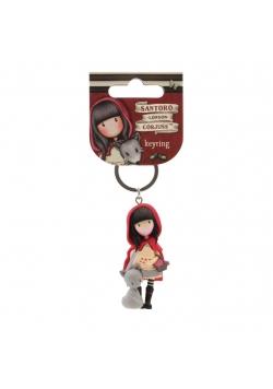 Breloczek figurka - Little Red Riding Hood