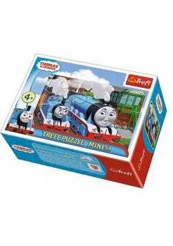 Puzzle 54 mini Przygody Tomka 4 TREFL