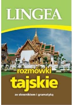 Rozmówki tajskie ze słownikiem i gramatyką