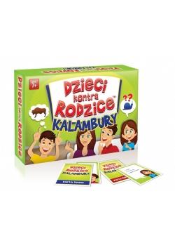 Dzieci kontra Rodzice. Kalambury