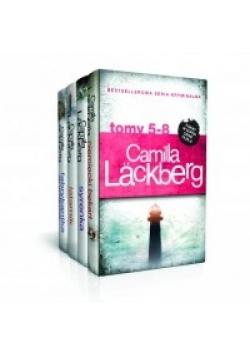 Pakiet Camilla Lackberg T.5-8 w. 2016