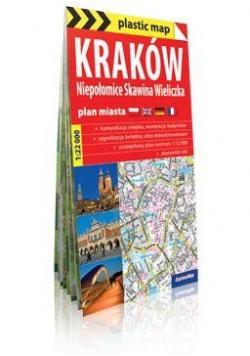 Kraków,Niepołomice,Skawina,Wieliczka plan miasta