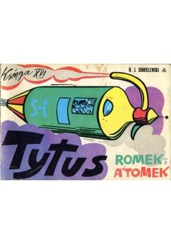 Tytus, Romek i A'Tomek Księga XVI