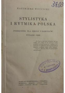 Stylistyka i rytmika Polska, ok. 1928r.