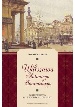 Warszawa Antoniego Słonimskiego
