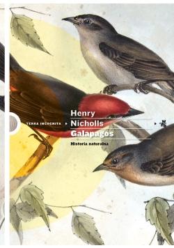 Galapagos Historia naturalna