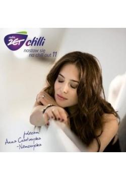 Radio ZET Chilli - nastaw się na chill out 11, Płyta CD