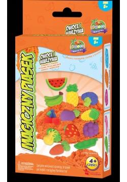 Magiczny piasek - Zestaw mini owoce i warzywa