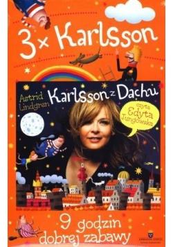 3 x Karlsson CD Mp3