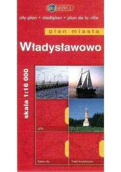 Plan Miasta DAUNPOL. Władysławowo br