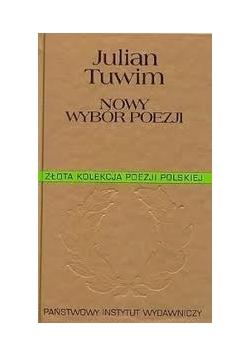 Tuwim - Nowy wybór poezji