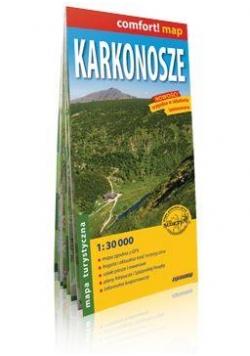Comfort!map Karkonosze 1:30 000 mapa