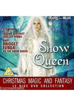 Snow queen christmas magic and fantasy CD