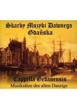 Skarby Muzyki Dawnego Gdańska. Box 3CD