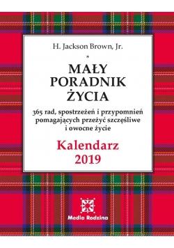 Kalendarz 2019 Mały Poradnik Życia