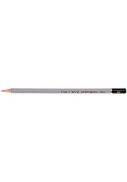 Ołówek grafitowy 1860/6B (12szt)
