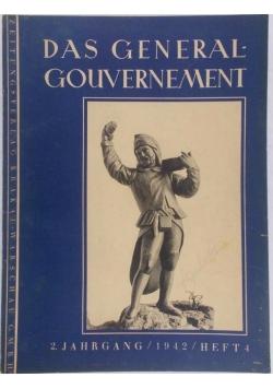 Des Generalgouvernement IV, 1942 r.