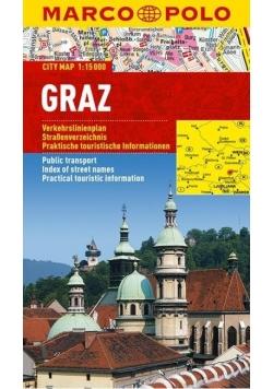Plan Miasta Marco Polo. Graz