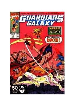 Guardians of the galaxy: World od mutants