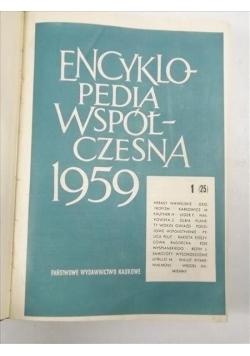 Encyklopedia współczesna 1959