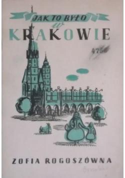 Jak to było w Krakowie, 1946 r.