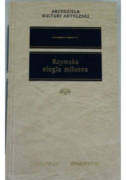 Rzymska elegia miłosna (wybór)